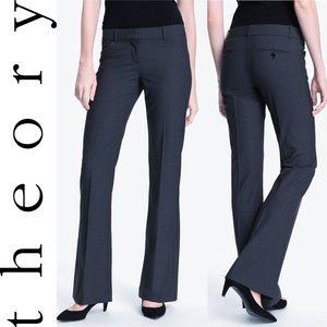 THEORY Max C Tailor' Career Work Dress Pants 4